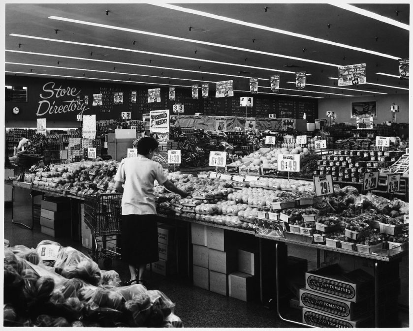 Stop and Shop Supermarket by MIT Libraries